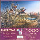 SunsOut HOMESTEAD 1000 pc Jigsaw Puzzle James A Meger