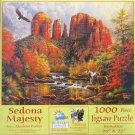 SunsOut SEDONA MAJESTY 1000 pc Jigsaw Puzzle Abraham Hunter