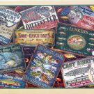 Cobble Hill FISH SIGNS 1000 pc Jigsaw Puzzle Jon O Wright