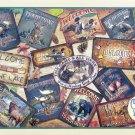 Cobble Hill WELCOME TO THE LODGE 1000 pc Jigsaw Puzzle Cynthie Fisher