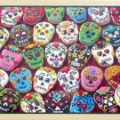 Cobble Hill SUGAR SKULL COOKIES 1000 pc Jigsaw Puzzle