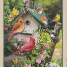 Cobble Hill SUMMER BIRDHOUSE 1000 pc Jigsaw Puzzle