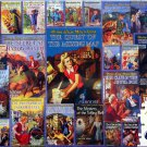 Cobble Hill VINTAGE NANCY DREW MYSTERIES 1-26 1000 pc Jigsaw Puzzle Original Book Covers