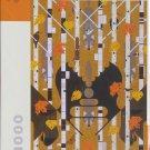 Pomegranate Charley Harper ISLE ROYALE 1000 pc Jigsaw Puzzle
