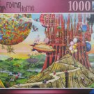 Ravensburger Colin Thompson FLYING HOME 1000 pc Jigsaw Puzzle
