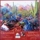 SunsOut CACTUSLAND 1000 pc Jigsaw Puzzle Stephen Morath