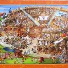DToys ROMAN AMPHITHEATER 1000 pc Jigsaw Puzzle Cartoon Collection