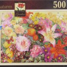 Ravensburger COTTAGE GARDEN AUTUMN 500 pc Jigsaw Puzzle