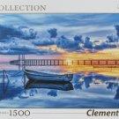 Clemontoni ORESUND BRIDGE SWEDEN 1500 pc Jigsaw Puzzle
