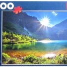 Trefl MORSKIE OKO LAKE 1000 pc Jigsaw Puzzle