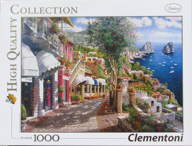 Clemontoni CAPRI 1000 pc Jigsaw Puzzle