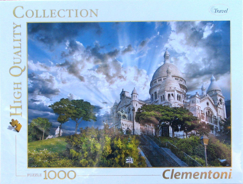 Clemontoni MONTMARTE 1000 pc Jigsaw Puzzle