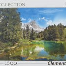 Clemontoni BLUE LAKE 1500 pc Jigsaw Puzzle Landscape