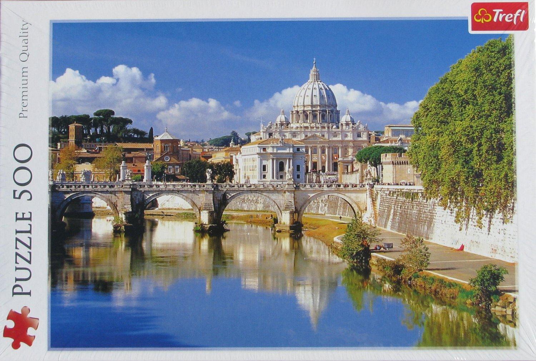 Trefl VATICAN ROME ITALY 500 pc Jigsaw Puzzle