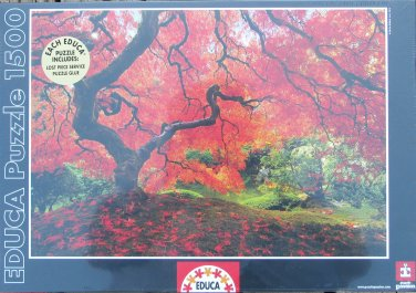 Educa JAPAN GARDEN 3000 pc Jigsaw Puzzle
