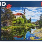 Trefl CHIEMISE LAKE BAVARIA GERMANY 500 pc Jigsaw Puzzle