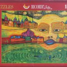 Ricordi Hundertwasser 691 IRINALAND OVER THE BALKANS 1000 pc Jigsaw Puzzle