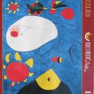 Ricordi Joan Miro RETRAIT IV 1000 pc Jigsaw Puzzle