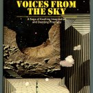 Arthur C Clarke VOICES FROM THE SKY Pyramid T2396 SF Essays