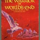 Lin Carter THE WARRIOR OF WORLD'S END Godwane 1 DAW 125