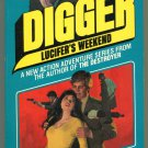 Warren Murphy LUCIFER'S WEEKEND Digger 4 First Printing