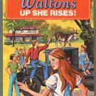 The Waltons 5 UP SHE RISES Gladys Baker Bond Whitman 1539 Hardcover