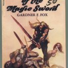 Gardner F Fox KOTHAR OF THE MAGIC SWORD Kothar 2 Jeff Jones First Printing