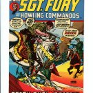 Sgt Fury and His Howling Commandos 107 NM 9.2 Marvel Comics February 1973