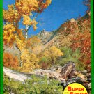 SABINA CANYON Used 500 pc Vtg Jigsaw Puzzle Warren Paper 7981