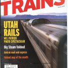 TRAINS Magazine 2002 Lot of 7 Issues