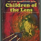 E E Doc Smith CHILDREN OF THE LENS Lensman 6 First PB Printing