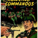 Sgt Fury and his Howling Commandos 58 FN+ 6.5 Marvel Comics 1968