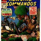 Sgt Fury and his Howling Commandos 46 FN- 5.5 Marvel Comics 1967