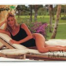 Portfolio 1993 BONUS CARD 101 featuring Kelly Emberg Swimsuit Model