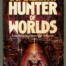 C J Cherryh HUNTER OF WORLDS First Printing DAW 252 John Berkey