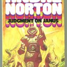Andre Norton JUDGMENT ON JANUS Ken Barr First Printing