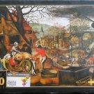 D-Toys Breughel the Younger AUTUMN 1000 pc Jigsaw Puzzle
