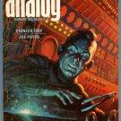 ANALOG Science Fiction Magazine 1967 7 Issue Lot