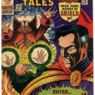 STRANGE TALES 148 FN 6.0 Nick Fury Doctor Strange Marvel Vol 1 1966 Origin Ancient One