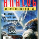 ANALOG Science Fiction Magazine 1993 7 Issue Lot