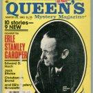 ELLERY QUEEN MYSTERY MAGAZINE March 25 1981 EQMM