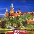 Castorland WAWEL CASTLE BY NIGHT POLAND 1000 pc Jigsaw Puzzle