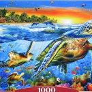 Castorland UNDERWATER TURTLES 1000 pc Jigsaw Puzzle New