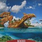 Castorland DOLPHIN PARADISE 1000 pc Jigsaw Puzzle New