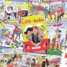 Cobble Hill ARCHIE COMIC BOOK COVERS 500 pc Jigsaw Puzzle XL pieces Comics New