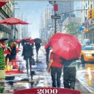 Castorland NEW YORK CAFE 2000 pc Jigsaw Puzzle Neoimpressionism New