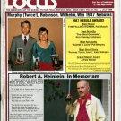 LOCUS July 1988 Science Fiction News Magazine