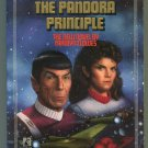 Star Trek 49 THE PANDORA PRINCIPLE Carolyn Clowes First Printing