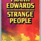 Frank Edwards STRANGE PEOPLE First Printing