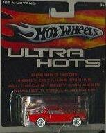 Hot Wheels 69 Mustang ULTRA HOTS Collection Red Hot Wheels
